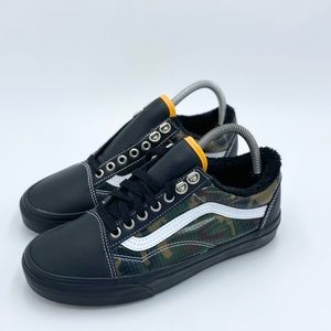 Vans Old Skool CAMO MTE HIKING CAMPING Shoes